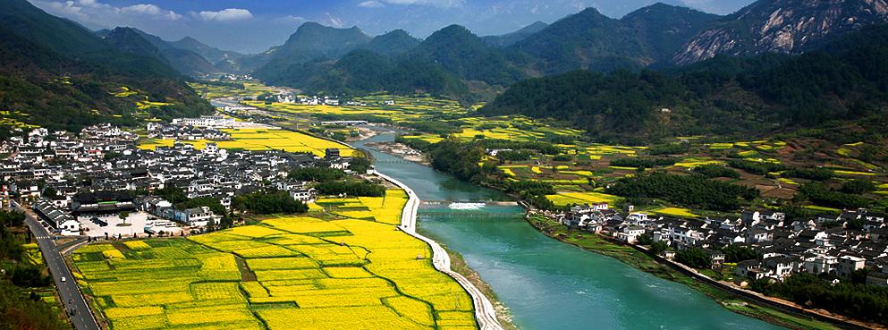 宣城市-绩溪县-龙川|明-清|建筑群|国家级风景名胜区|5a