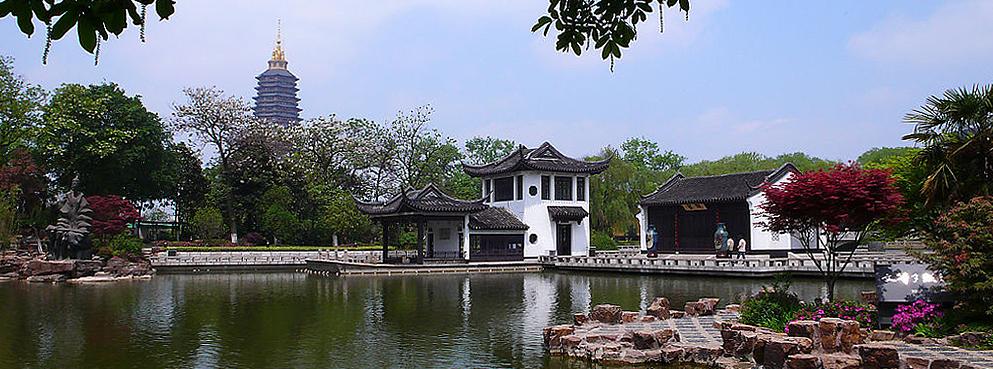 常州市-天宁区-红梅公园