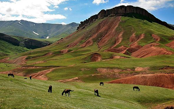 克孜勒苏州-乌恰县-玉其塔什草原