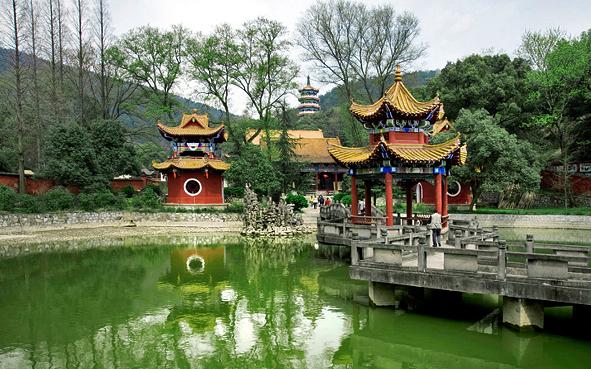 常德市-石门县-夹山寺风景区/国家森林公园
