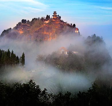 湘西州-龙山县-太平山风景区