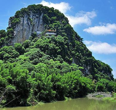 柳州市-融水县-老子山风景区