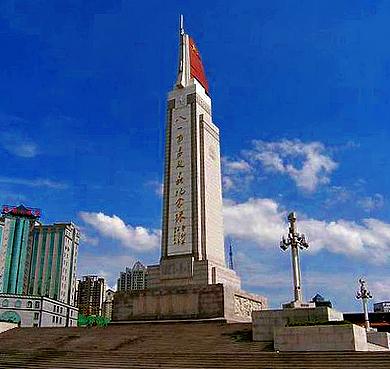 南昌市-东湖区-八一广场|八一南昌起义纪念塔