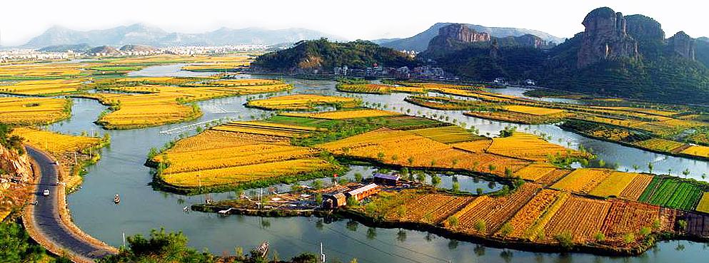 臺州市-臨海市-桃渚|桃江十三渚|國家風景名勝區
