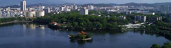 郴州市-北湖区-北湖公园|3a百科绿百度鸭掌图片