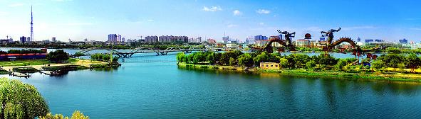 南阳市-宛城区-白河国家湿地公园