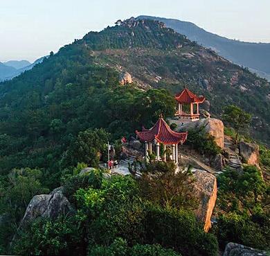 福州市-连江县-琯头镇-青芝山风景区