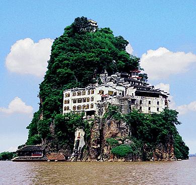 安庆市-宿松县-复兴镇-长江|小孤山风景名胜区|3a