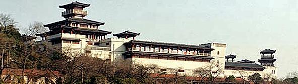武汉汉阳区龟山风景区