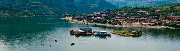 宣恩县酉水河风景区