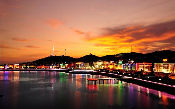 长海县大长山岛风景区
